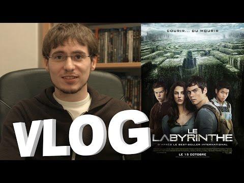Vlog - Le Labyrinthe