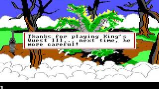 Let's Play: Kings Quest 3 Part 18 (with Lucahjin)