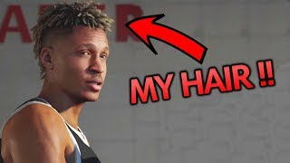 NBA 2K20 DEVS STOLE MY HAIR!! MyCareer EP 2