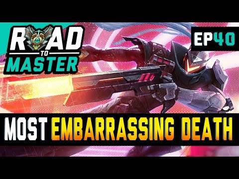 MY MOST EMBARRASSING FAIL - Road to Master Ep 40 (League of Legends)