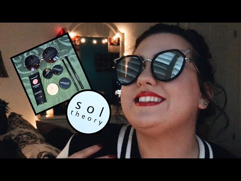 SOL THEORY UNBOXING  Ms Laris Beauty