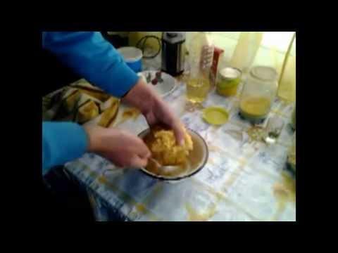 Как сделать мастырку из манки для рыбалки