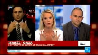 Palestinian Diplomate Majed Bamya telling the truth - ENG SUB