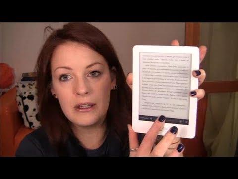 Prima esperienza con l'ebook reader [Kobo Glo]