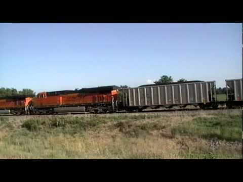 2011-07-04 Trainwatching In Kansas - BNSF Action in Chase County