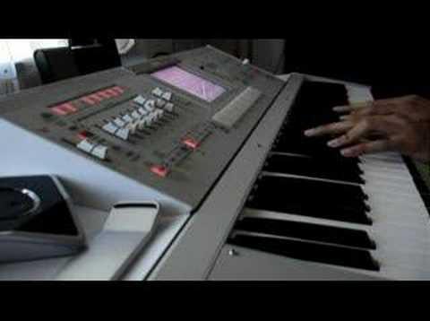 Korg M3 Rhodes sound (Funk Record)
