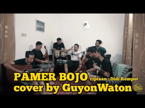 Download PAMER BOJO - GuyonWaton Cover  Ciptaan Didi Kempot  Mp4 baru