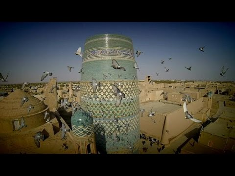 Khiva: gateway to the desert in Uzbekistan - life