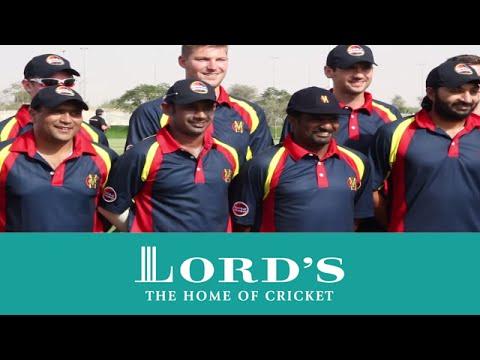 Cricketing Legend Muttiah Muralitharan captains MCC | MCC/Lord's