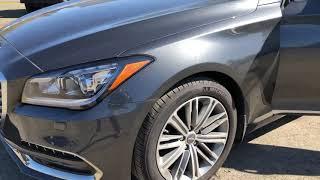 2018 genesis g80 at dicks Hillsboro Hyundai