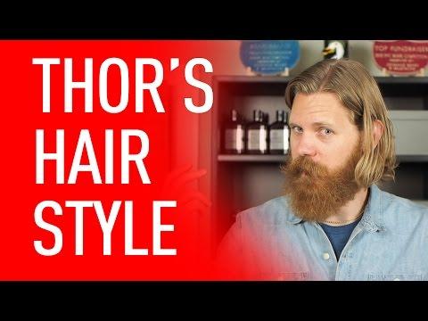 Chris Hemsworth / Thor Hairstyle - Men's Long Hair | Beardbrand