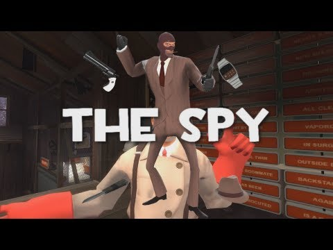 TF2 Review : The Spy