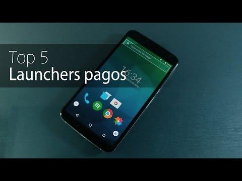 Top 5 launchers pagos para Android | TudoCelular.com