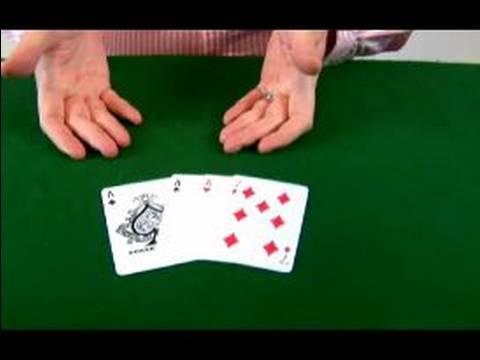 Poker slang for a bad hand