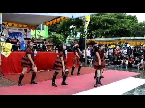 (Ichigo48) AKB48 Heavy Rotation, Ponytail to Shushu, beginner, everyday