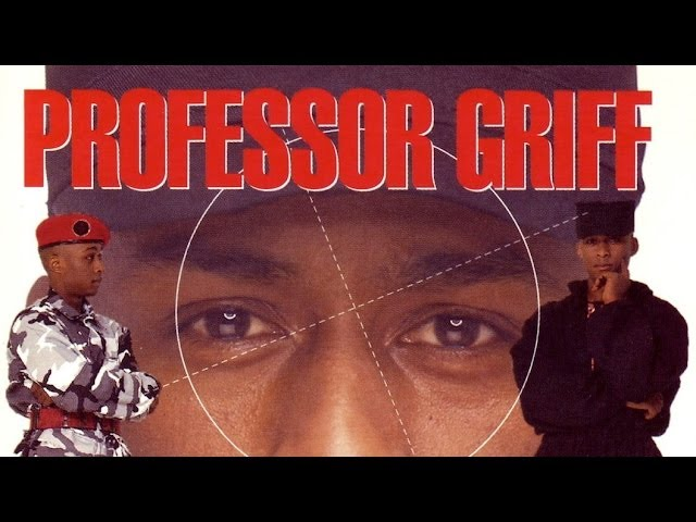 Public Enemy, Illuminati, Jay-Z and Obama with Professor Griff