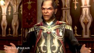Final Fantasy Type-0 HD cutscene story demo