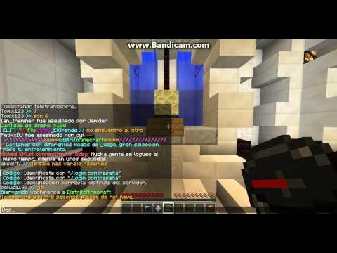 Distrito minecraft : Diamantes para todos :D . Minecraft Servers 1.7.2