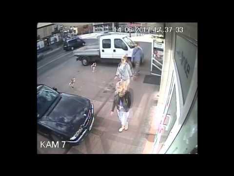 Sprawcy kradzieży w sklepie MADAR