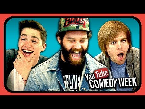 Youtubers React To Try To Watch This Without Laughing Or Grinning video