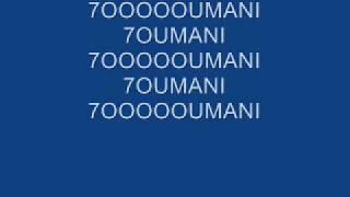 Houmani + paroles 7amzaoui Med Amin + Kafon