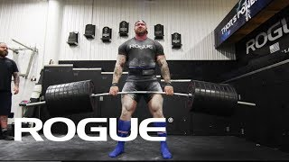 Road to the Arnold - 2018 - Hafthor Bjornsson / 8k