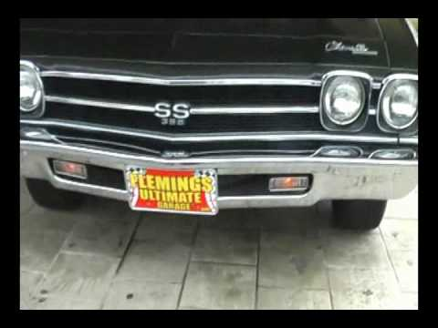 1969 Chevelle SS 396 Show Car For Sale!