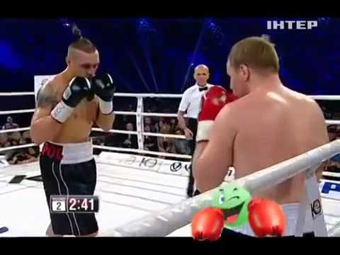 Александр Усик против Андрея Князева