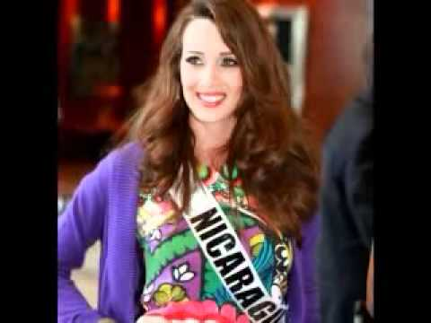 MISS NICARAGUA UNIVERSE 2011 - ADRIANA DORN