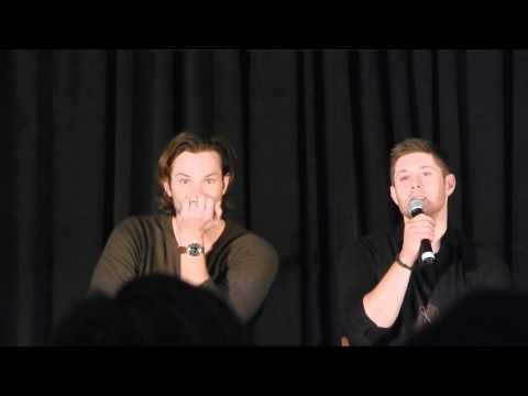 #JAXCON ~ Jared Padalecki Raps & Jensen Ackles Sings
