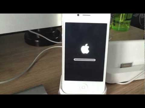 Apple IPhone 5 WIFI Problem Connectivity Issue IOS 6.1 | How To Save
