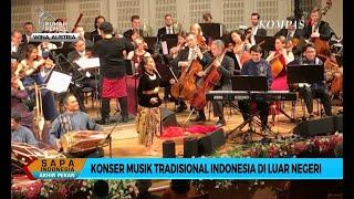 Rajut 65 Tahun Hubungan Indonesia-Austria Melalui Konser Musik Tradisional