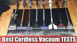 Best Cordless Vacuum - Dyson vs Shark vs Bissell vs Hoover vs Eureka vs Dirt Devil vs Deik