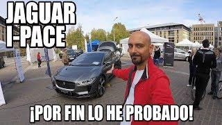 He probado un Jaguar I Pace: mi opinión