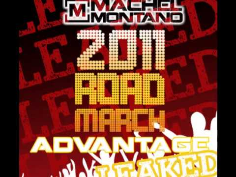 Machel Montano   Advantage Road March Soca LEAKED 2011 jam2vibes com