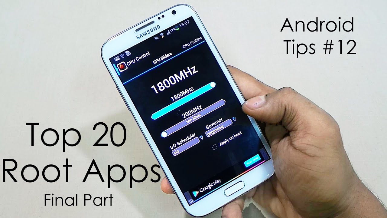 Top 20 quot must have quot root apps for rooted android devices part 4
