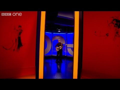 Ed Sheeran performs 'One' - The One Show: 2015 - BBC One
