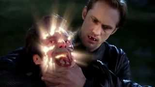 True Blood 5x12 - Eric kills Russel & saves Sookie & the other fairies