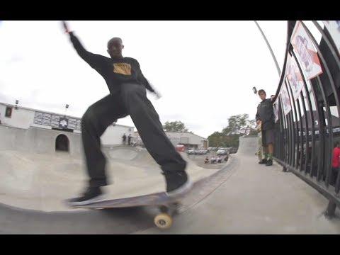 Kader Sylla & Jake Wooten: LIVE at Skatepark of Tampa   Tampa AM 2017   Independent Trucks