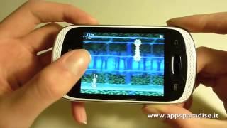 Video focus gaming Samsung Galaxy Music ita by AppsParadise