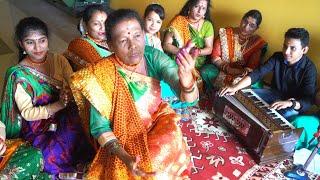 Sawan special bhajan आसमान से फूलों की बरसात हो गई गोरा तेरी शादी शंकर से हो गई