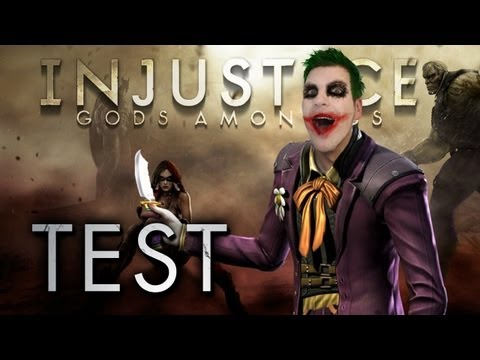 ... injustice for all - Injustice: Götter unter uns - Test / Review