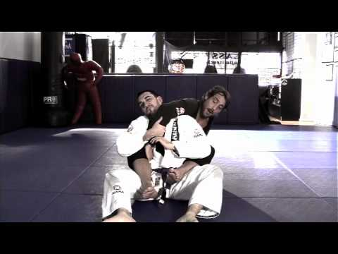 Counter Rear Naked Choke Defense