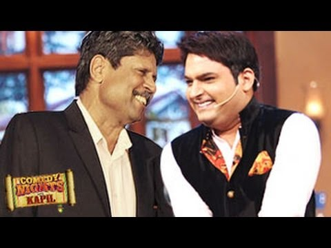 Kapil Dev & Kapil Sharma On Comedy Nights With Kapil 17th May 2014 FULL EPISODE HD