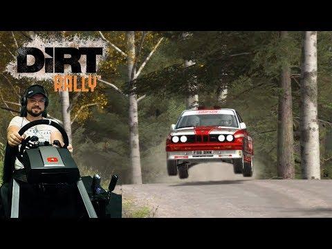 НА@#Й ДИЧЬ4! Навалил в Dirt Rally на BMW M3 - забрал кубок элитного чемпионата