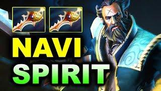 NAVI vs SPIRIT - 2x RAPIERS 81 MIN DECIDER! - KL MAJOR DOTA 2
