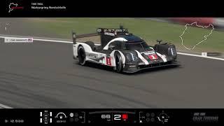 GTTC: Porsche 919 Hybrid (Team Porsche) - 5:21.926 - 107/91 RM