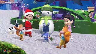 Nhạc Noel Thiếu Nhi - Nhạc Giáng Sinh cho Bé | Jingle Bells | Nhạc Giáng Sinh Sôi Động Nhất 2019