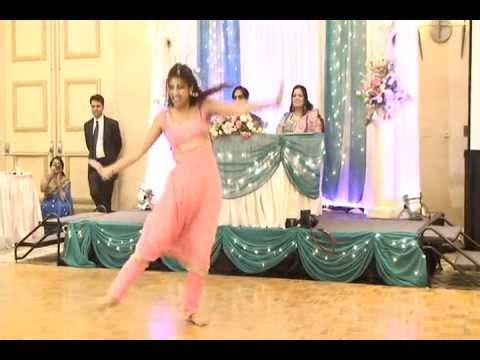 Dance for Wedding Aaja Nachle Bole Churiya & Dupatta Tera