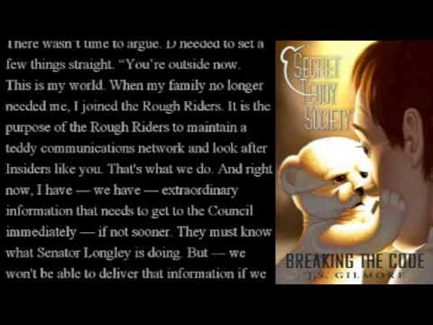 Secret Teddy Society: Breaking The Code - Chapter One (audio book)